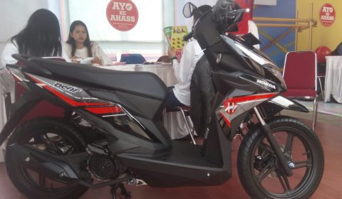 all new beat sporty bandung