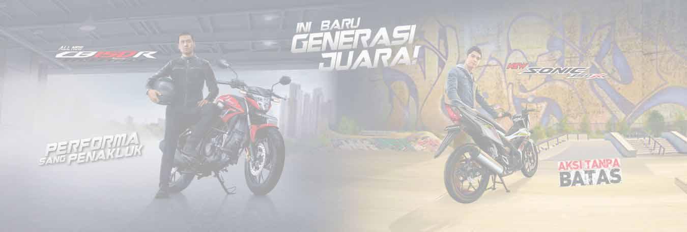 Dealer Motor Honda Bandung