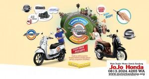 Honda Scoopy Bandung