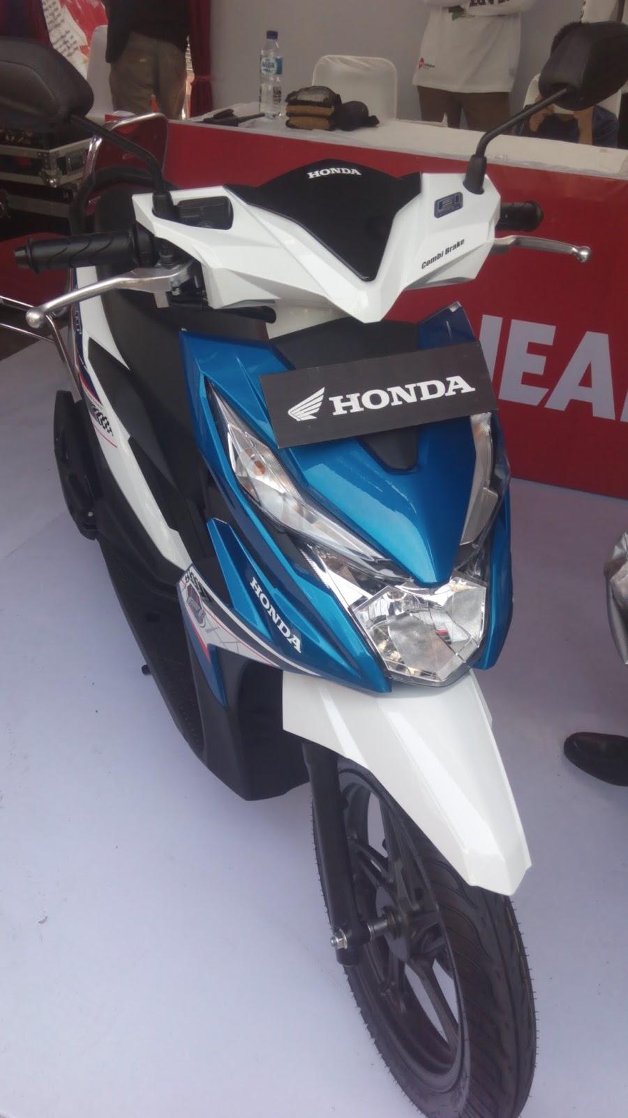 honda all new beat sporty terbaru