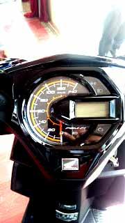 speedometer terbaru honda beat sporty bandung