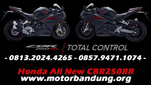 motor honda all new cbr250rr bandung