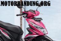 honda new beat sporty 2016 bandung