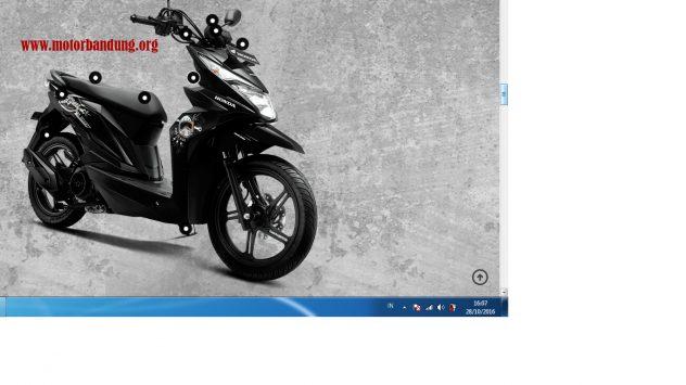 Honda New BeAT Street eSP Bandung Cimahi