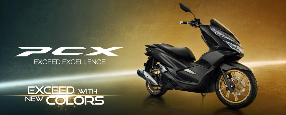 Honda PCX Terbaru Bandung