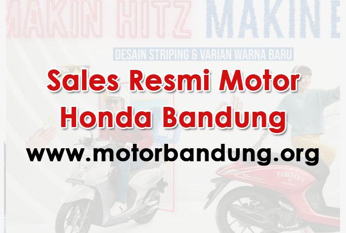 sales motor honda baru di bandung